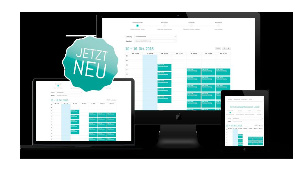 Online Terminbuchung für Restaurants, FriseurInnen, MechanikerInnen, Banken, Dienstleister aller Art